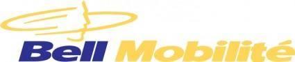free vector Bell Mobilite logo