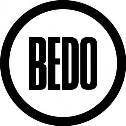 free vector BEDO logo