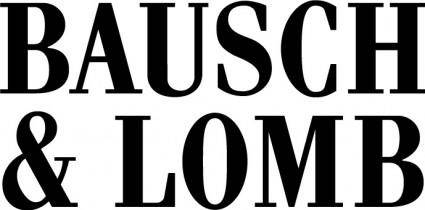 free vector Bausch&Lomb logo