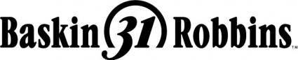 free vector Baskin Robbins logo