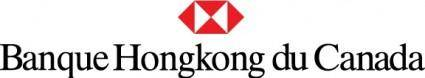free vector Banque Hongkong du Canada