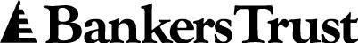 free vector BankersTrust logo
