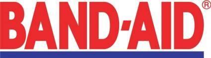 free vector Band-Aid logo