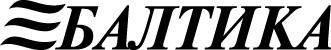 free vector Baltika logo