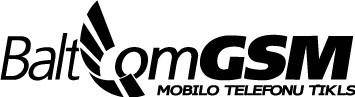 BaltCom GSM logo