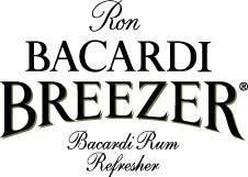 free vector Bacardi Breezer logo