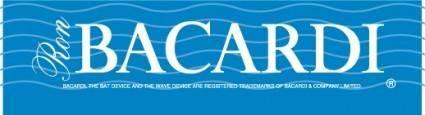 free vector Bacardi blue logo