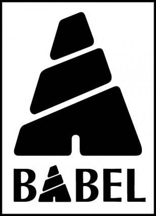 free vector Babel logo