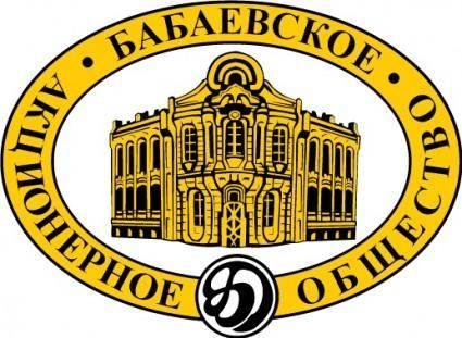 Babaevskoe AO logo