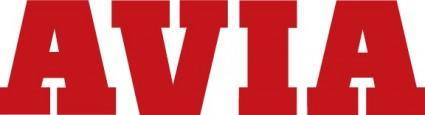 free vector Avia logo
