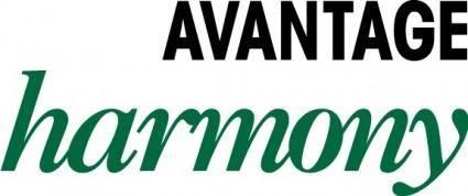 Avantage Harmony logo