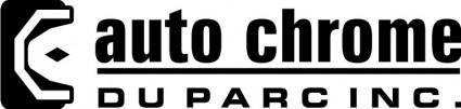 Auto Chrome du Parc logo