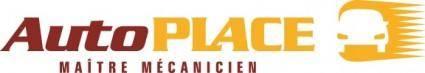 AutoPlace logo