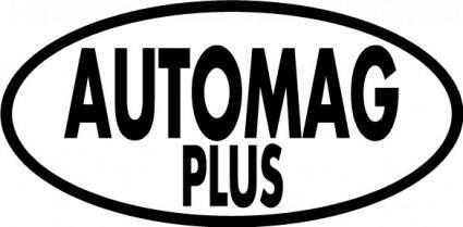 Automag Plus logo