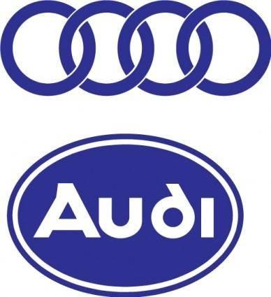 free vector Audi