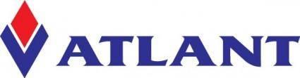 free vector Atlant logo