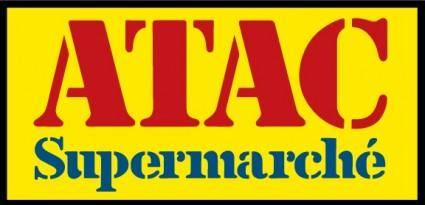 Atac Supermarche logo2