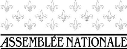 free vector Assemblee Nationale logo