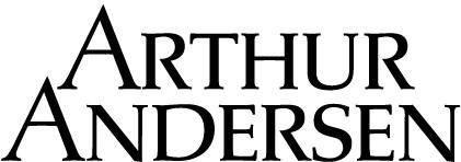 free vector Arthur Andersen logo