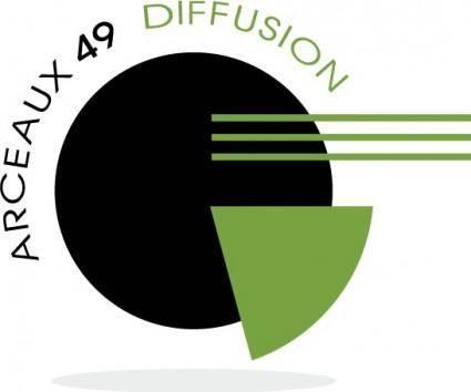 Arceaux 49 Diffusion