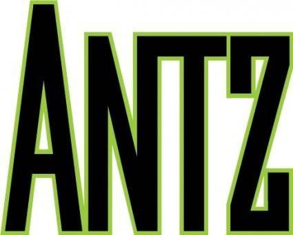 free vector Antz film logo
