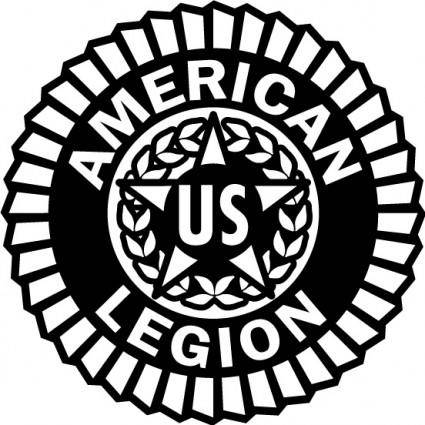 free vector American legion2 logo