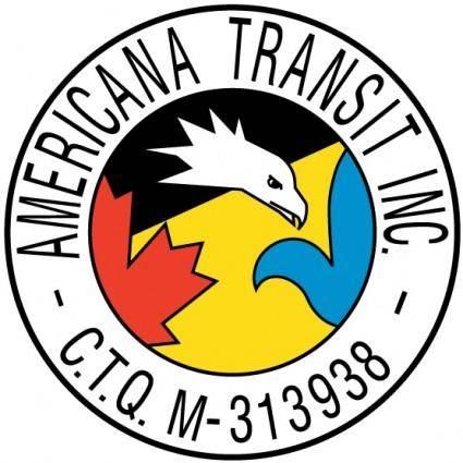 Americana Transit logo