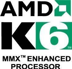 AMD K6 logo