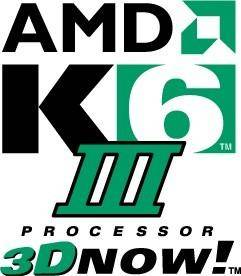 AMD K6 III logo
