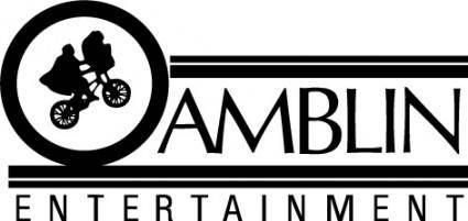free vector Amblin Entertainment logo