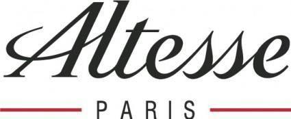 free vector Altesse logo