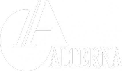free vector Alterna logo
