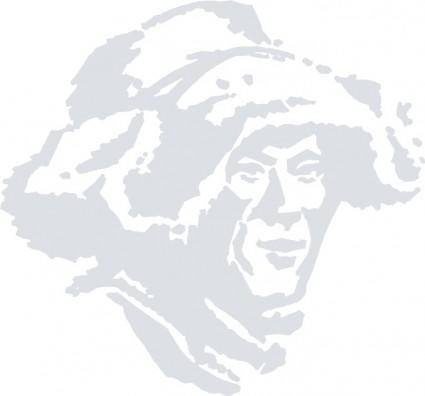 free vector Altai logo (man)