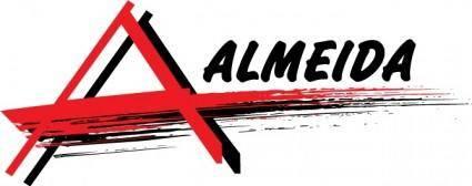 free vector Almedia logo
