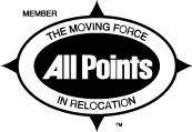 free vector All Points logo