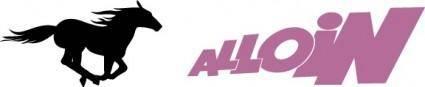 free vector Alloin logo