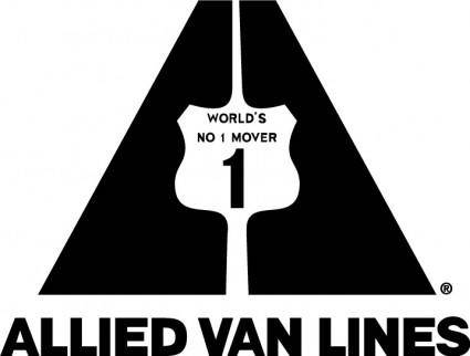 free vector Allied Van Lines logo