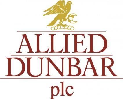 free vector Allied Dunbar logo