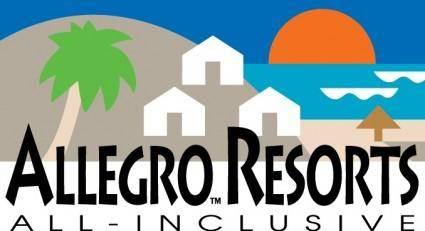 free vector Allegro Resorts logo