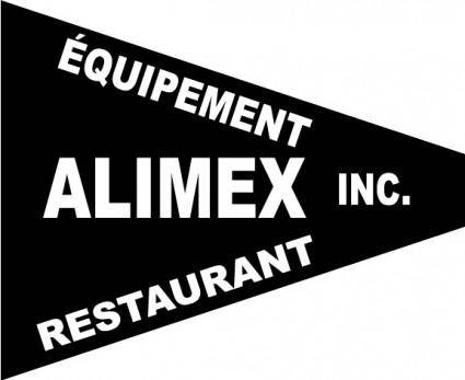 free vector Alimex Equipement logo