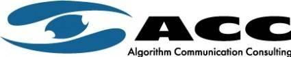 Algorithm Comm logo