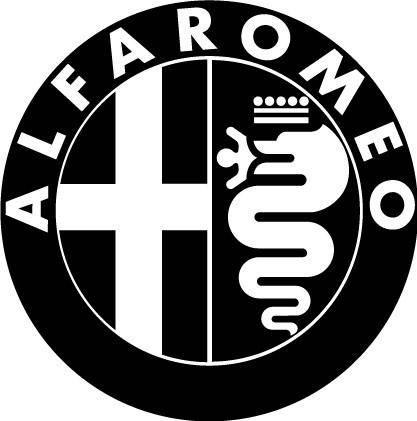 free vector Alfaromeo logo