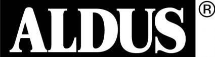 free vector Aldus logo