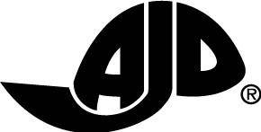 free vector AJD logo
