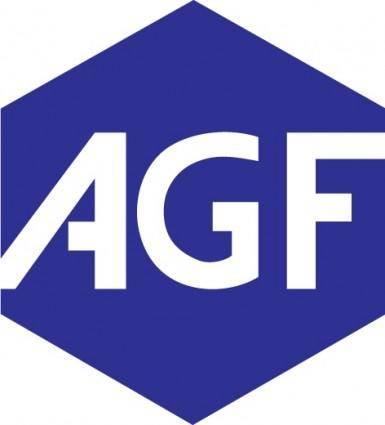 free vector AGF logo
