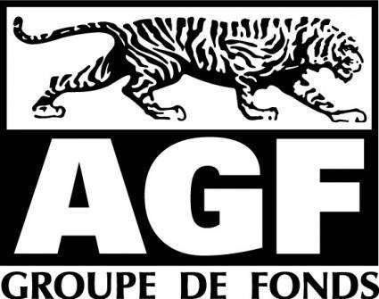 free vector AGF groupe de fond