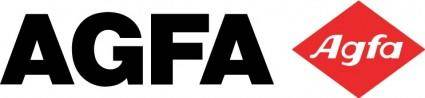free vector AGFA logo