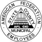 free vector AFSCME logo
