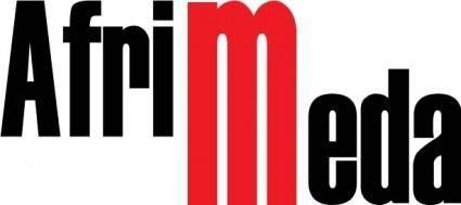 free vector AfriMedia logo