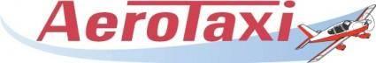 free vector Aero Taxi logo